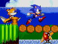Online hra Sonic The Hedgehog 2