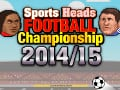 Online Game SportsHeads Football Championship 2014