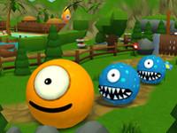 Online Game Blob's Adventure