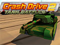 Online Game Crash Drive 2: Tank Battles