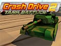 Online hra Crash Drive 2: Tank Battles