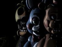 Онлайн-игра Five nights at Freddy's 2