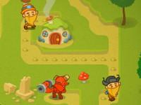 Online hra Gnome Go Home