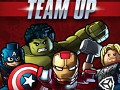 Online Game Lego Super Heroes Team Up