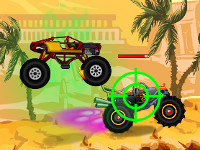 Online Game Mad Truck Challenge 2