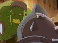 Online Game Planet Hulk Gladiators