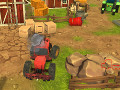 Online hra Tractor Parking