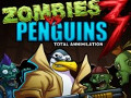 Online hra Zombies vs Penguins 3