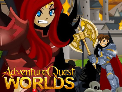 Online Game AdventureQuest Worlds