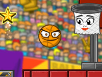 Online hra Basket & Ball
