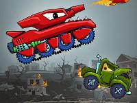 Online hra Car Eats Car 5