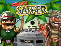 Online Game Crazy Sapper
