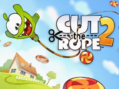 Online hra Cut The Rope 2
