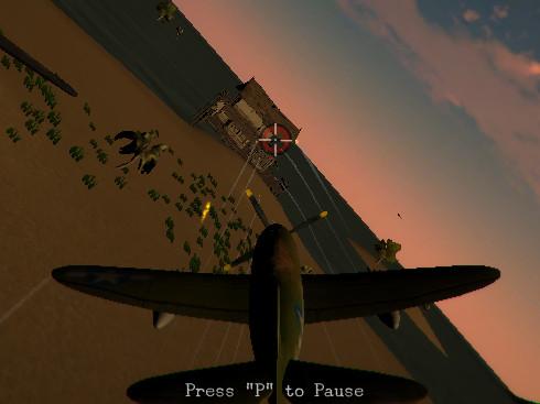 Online hra Falco Sky