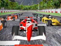 Online Game Formula X Speed 3D