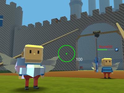 Online hra Kogama: Castle
