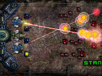 Juego en línea Momentum Missile Mayhem 2015
