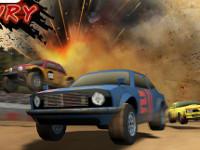 Online Game Mud Fury