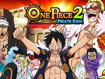 Online Game One Piece Online 2: Pirate King