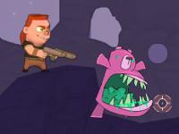 Juego en línea Radioactive Teddy Bear Zombies