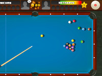 Online hra Real Pool