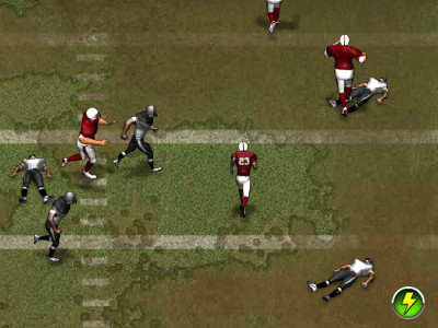 Online hra Return Man 2: Mud Bowl