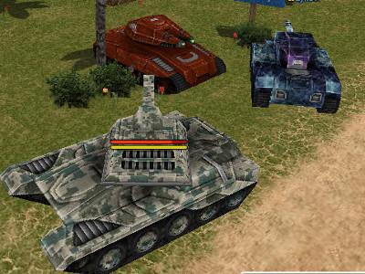 Online Game Tanki Online