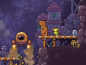 Online hra Alien Transporter