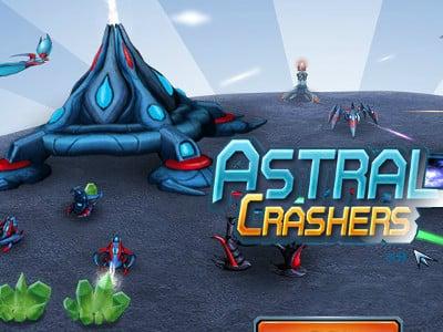 Online Game Astral Crashers