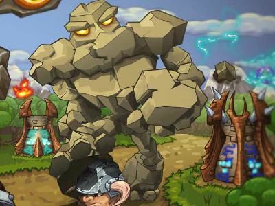 Tower Defense Games Online GameFlarecom - Minecraft defence spiele