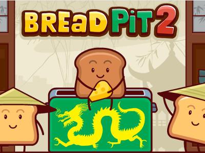 Online hra Bread Pit 2