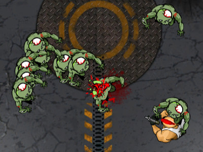 Online hra Carnage TV