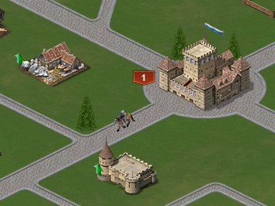 Castles and Kingdoms: War Fire