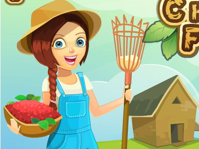 Онлайн-игра Cherry Farm