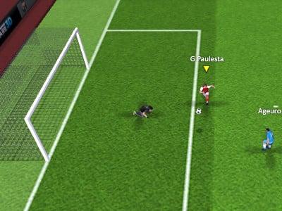 Online hra England Premiere League