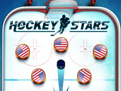 Juego en línea Hockey Stars