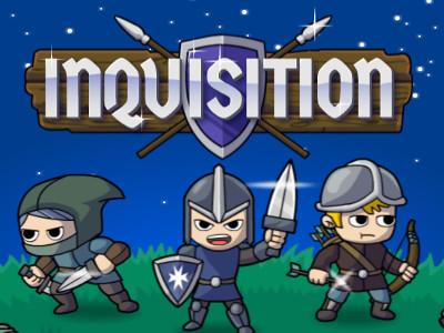 Online hra Inquisition