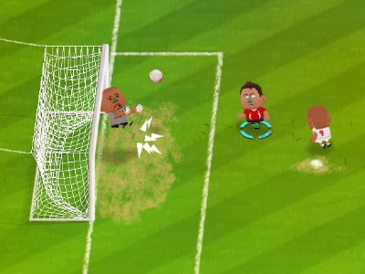 Juego en línea Kopanito All-Stars Soccer Lite
