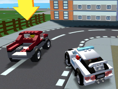 Online Game LEGO City 2