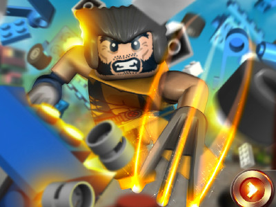 LEGO Marvel X-Men Wolverine