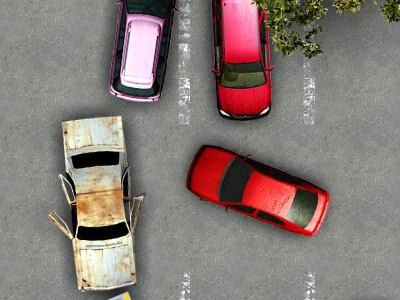 Online hra Parking Fury
