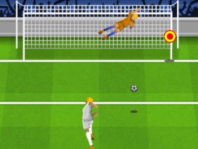 Online Game Penalty Shootout: Euro Cup 2016