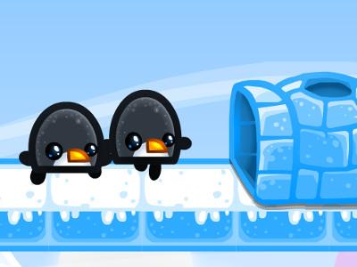 Online hra Penguineering