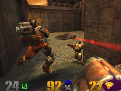 Онлайн-игра Quake 3: Arena