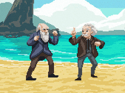 Science Kombat