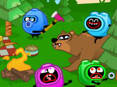 Online Game Silly Ways to Die: Differences