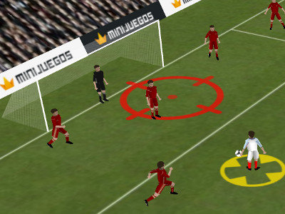 Online hra Speedplay World Soccer 4