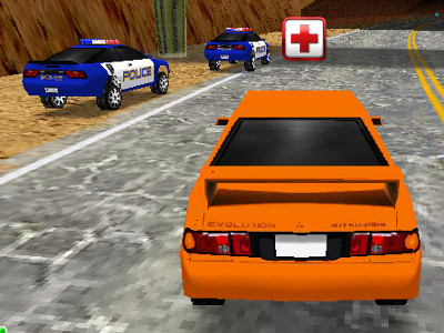 Online Game Super Chase 3D