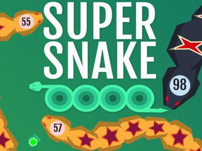 Online Game SuperSnake.io
