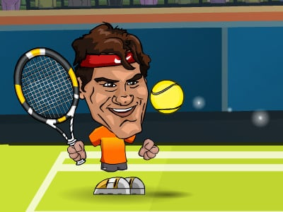 Online Game Tennis Legends 2016